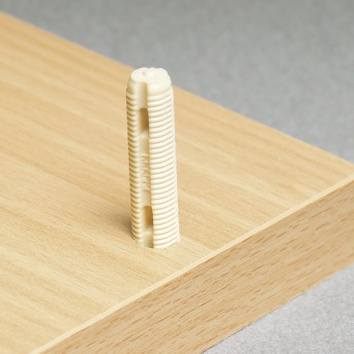 KNAPP®-Dowel self-tightening plastic dowel
