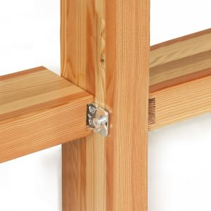 Timber Frame Connectors