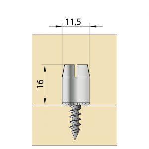 TUCK 10x16 mm
