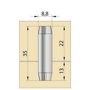 TUCK 8x35 mm