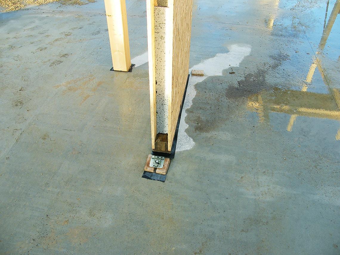 Basis Timber Frame Connectors