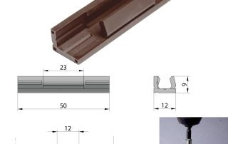 KLICKpro - Dovetail Connector