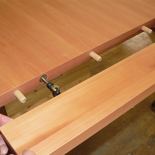 easy-con knock-down Table Connector