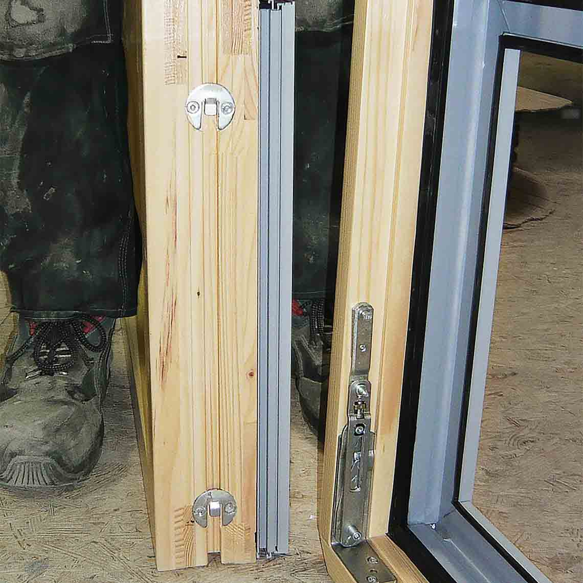 DUO system for Window and Door manufacturing