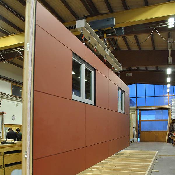 Walco modular wall connectors for prefab homes