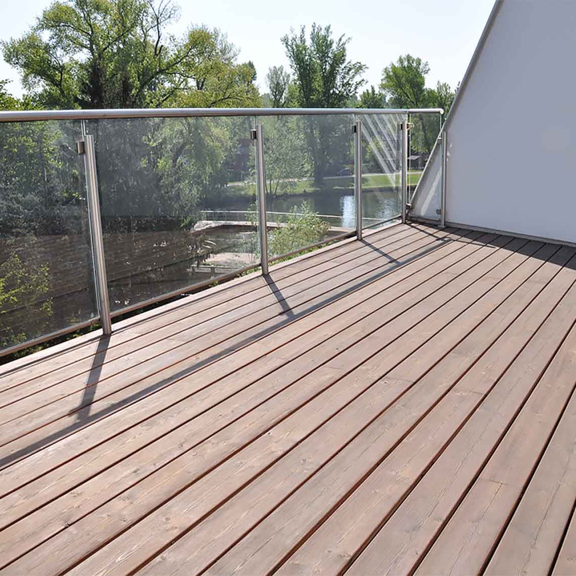 Z-deck deck fasteners installation
