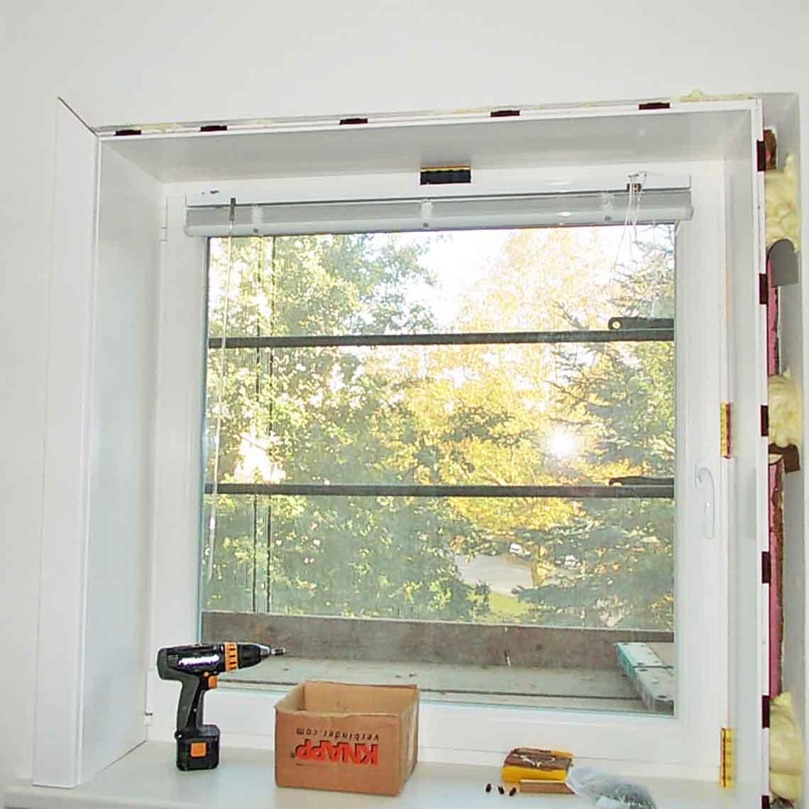 sKLICK for window and door casing