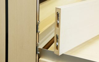 DUO System Concealed Woodworking Fasteners