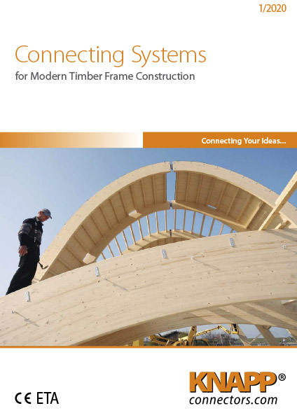 Modern Timber Frame Construction