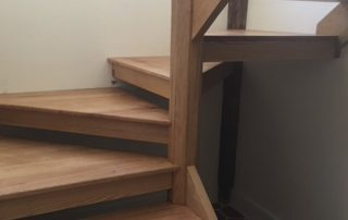Stair Hardware DUO system for stair cases