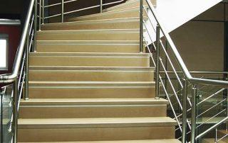 Treppo Stair parts installed