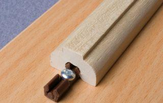 sKLICK Concealed Woodworking Fasteners