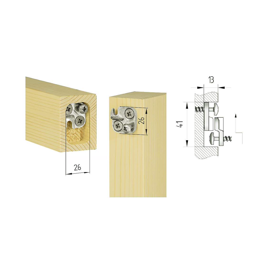Duo Frame Connectors